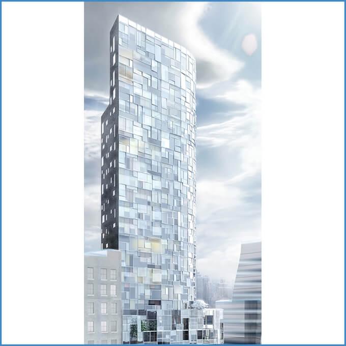玻璃幕墙钢结构